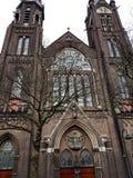 Chiesa a Delft, Paesi Bassi Fotografia Stock Libera da Diritti