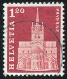 Chiesa dell'abbazia Immagine Stock Libera da Diritti