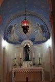 Chiesa dell'affresco di Transfiguration immagine stock
