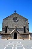 Chiesa dell'annuncio, Rodi. fotografia stock