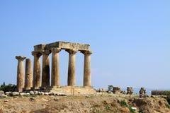 Chiesa dell'Apollo Fotografie Stock Libere da Diritti