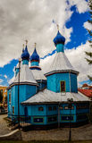 Chiesa dell'arcangelo Michael in Bielsk Podlaski Immagine Stock