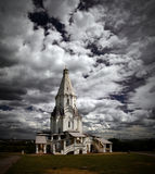 Chiesa dell'ascensione fotografia stock