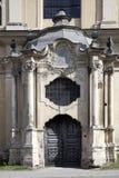 Chiesa dell'ascensione, Roman Catholic Church a Vilnius, Lituania immagini stock