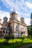 Chiesa dell'ascensione in Vytegra Russia Vytegra facente un giro turistico Tipi di Vytegra fotografia stock