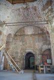 Chiesa dell'entrata del signore in Gerusalemme immagine stock