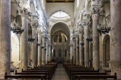 Chiesa dell'incrocio santo fotografia stock libera da diritti