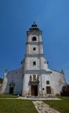 Chiesa dell'incrocio santo (1772). Devin, Slovacchia Immagine Stock Libera da Diritti