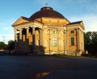 Chiesa dell'ovest fotografie stock