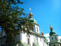 Chiesa dell'Ucraina Sophia Cathedral fotografia stock libera da diritti