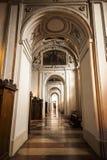 Chiesa dell'università a Salisburgo, Austria Immagine Stock Libera da Diritti