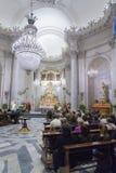 Chiesa della Badia Stock Photo