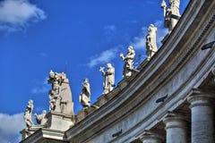 Chiesa della basilica del ` s di St Peter immagini stock libere da diritti