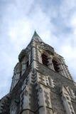 Chiesa della cattedrale, Christchurch fotografia stock