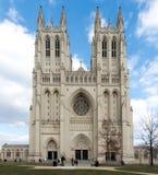 Chiesa della cattedrale di St Peter e di Saint Paul nella città e nella D Fotografia Stock