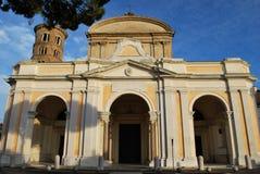 Chiesa della cattedrale, Ravenna, Italia Immagini Stock