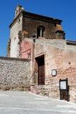 Chiesa della collina della torre, Alora Immagine Stock Libera da Diritti