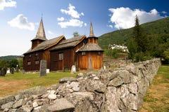 Chiesa della doga fotografie stock libere da diritti