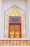 Chiesa della finestra Fotografie Stock Libere da Diritti