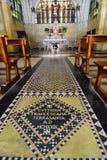 Chiesa della flagellazione, Gerusalemme Fotografia Stock Libera da Diritti