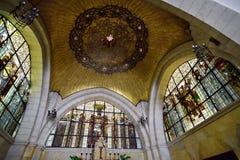 Chiesa della flagellazione, Gerusalemme Fotografie Stock Libere da Diritti