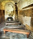 Chiesa della fortezza Immagine Stock