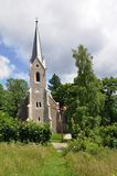 Chiesa della montagna di Schierke, Harz, Germania Fotografie Stock