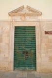 Chiesa-della Morte Molfetta Puglia Italien Stockbilder