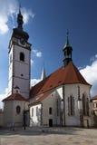 Chiesa della nostra signora Fotografie Stock
