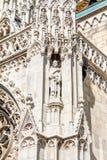 Chiesa della nostra signora di Buda Immagini Stock
