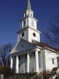 Chiesa della Nuova Inghilterra Fotografia Stock