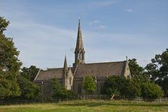 Chiesa della sosta di Charlecote Immagini Stock