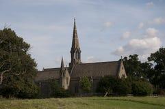 Chiesa della sosta di Charlecote Immagine Stock Libera da Diritti