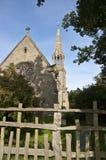 Chiesa della sosta di Charlecote Immagine Stock