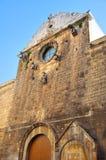 Chiesa della st Adoeno Bisceglie La Puglia L'Italia Fotografie Stock