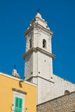 Chiesa della st Andrea Molfetta La Puglia L'Italia Fotografie Stock Libere da Diritti