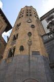 Chiesa della st Andrea. Orvieto. L'Umbria. L'Italia. Fotografia Stock Libera da Diritti