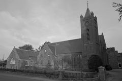 Chiesa della st Andrews in Scozia Fotografie Stock