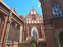 Chiesa della st Annes fotografie stock libere da diritti