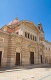 Chiesa della st Antonio Fasano La Puglia L'Italia Fotografia Stock