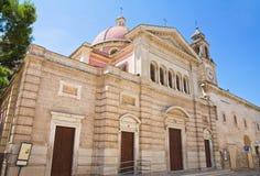 Chiesa della st Antonio Fasano La Puglia L'Italia Immagine Stock