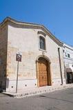 Chiesa della st Antonio Laterza La Puglia L'Italia Fotografia Stock