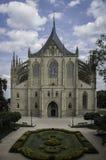 Chiesa della st Barbara Fotografie Stock
