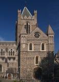 Chiesa della st Christ, Dublino fotografia stock