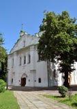 Chiesa della st Cyril a Kiev Fotografia Stock Libera da Diritti