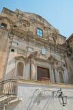 Chiesa della st Domenico Castellaneta La Puglia L'Italia Fotografia Stock