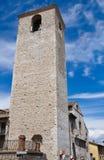 Chiesa della st Domenico. Narni. L'Umbria. L'Italia. Fotografia Stock Libera da Diritti
