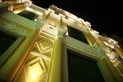 Chiesa della st Dominic in Macao Fotografia Stock Libera da Diritti
