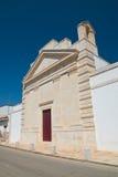 Chiesa della st Francesco Di Bari di Sammichele La Puglia L'Italia Immagine Stock
