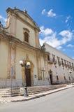 Chiesa della st Francesco Fasano La Puglia L'Italia Fotografie Stock